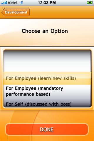 Choose your scenario