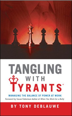 Tangling with Tyrants book